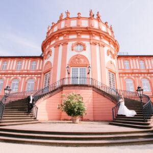 Schloss Bieberich, Standesamt Wiesbaden, standesamtlich heiraten in Wiesbaden, Trauung, Hochzeit, Hochzeit Rhein-Main-Gebiet