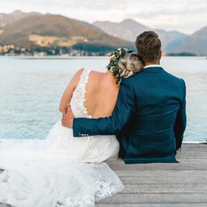 Brautpaar, Tegernsee, Hochzeitslocation