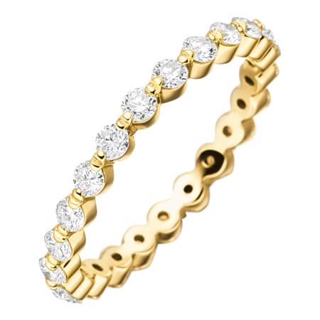 Memoire-Ring, Schmuck, Brillanten, Glitzer-Ring