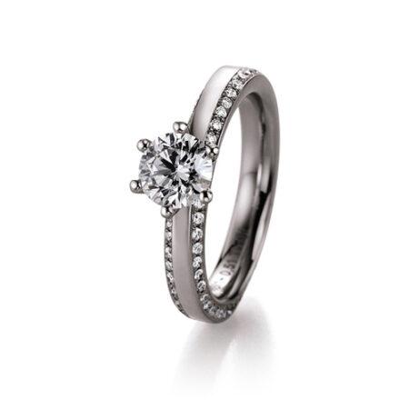 Ring, Verlobungsring, Fischer