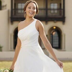 Stella York, Braut, Hochzeit, glüclkliche Frau
