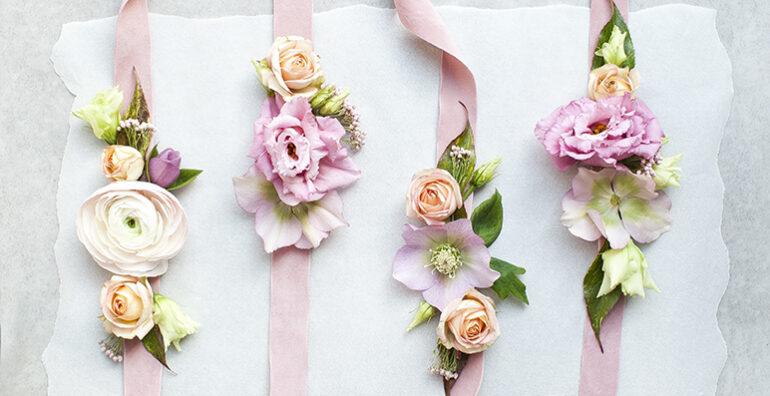 Blumen, Floristik, Hochzeitsblumen