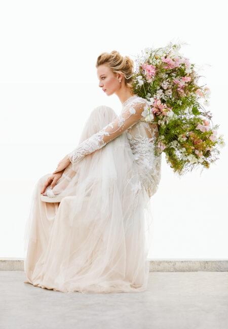Braut, Blumen, Hochzeitsfloristik, Hochzeitsblumen