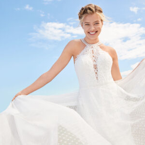 Brautkleid, Hochzeitskleid, Hochzeit am Meer