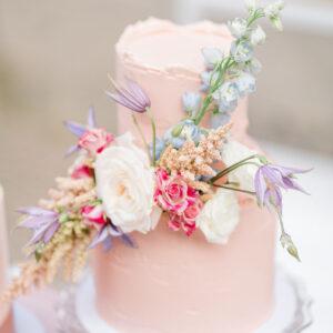 Hochzeitstorte, Sweet Table. Naked Cake
