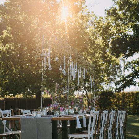 Outdoor Wedding, Gartenhochzeit, Sommer